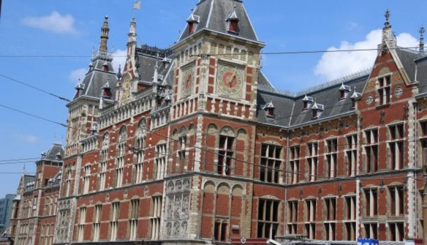 Hotels in Amsterdam Centraal
